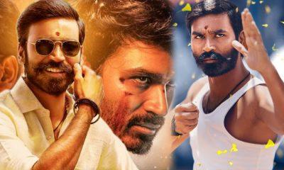 Pattas Review Dhanush has two roles as Patas