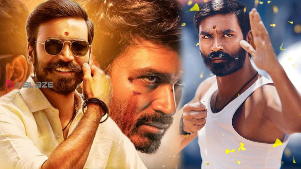 Pattas Review Dhanush has two roles as Patas