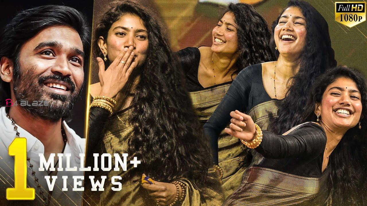 Sai Pallavi's dance in saree, Video went viral