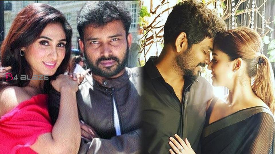 Vignesh and Nayanthara's love story becoming a Cinema