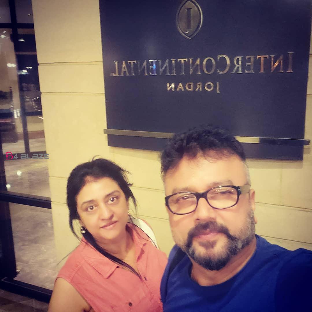 Jayaram instagram Photos