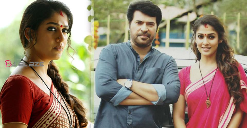 Mammootty quite Nayanthara's Movie