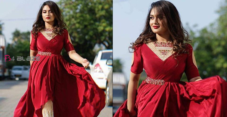 Prayaga Martin New Look