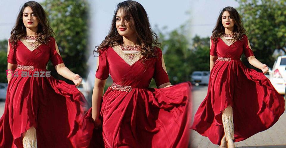 Prayaga Martin Photoshoot