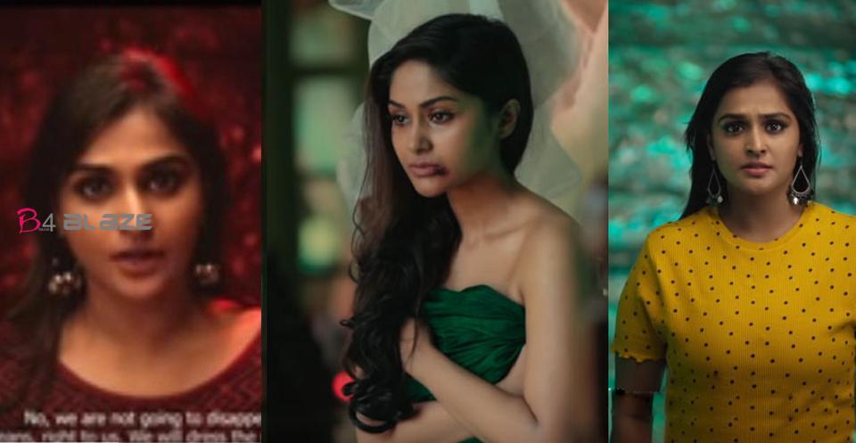 Remya Nambeesan Latest Short Film Unhide