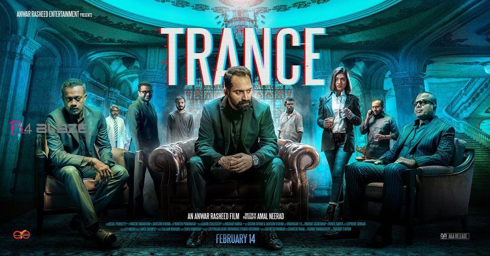 Trance Malayalam Movie Collection