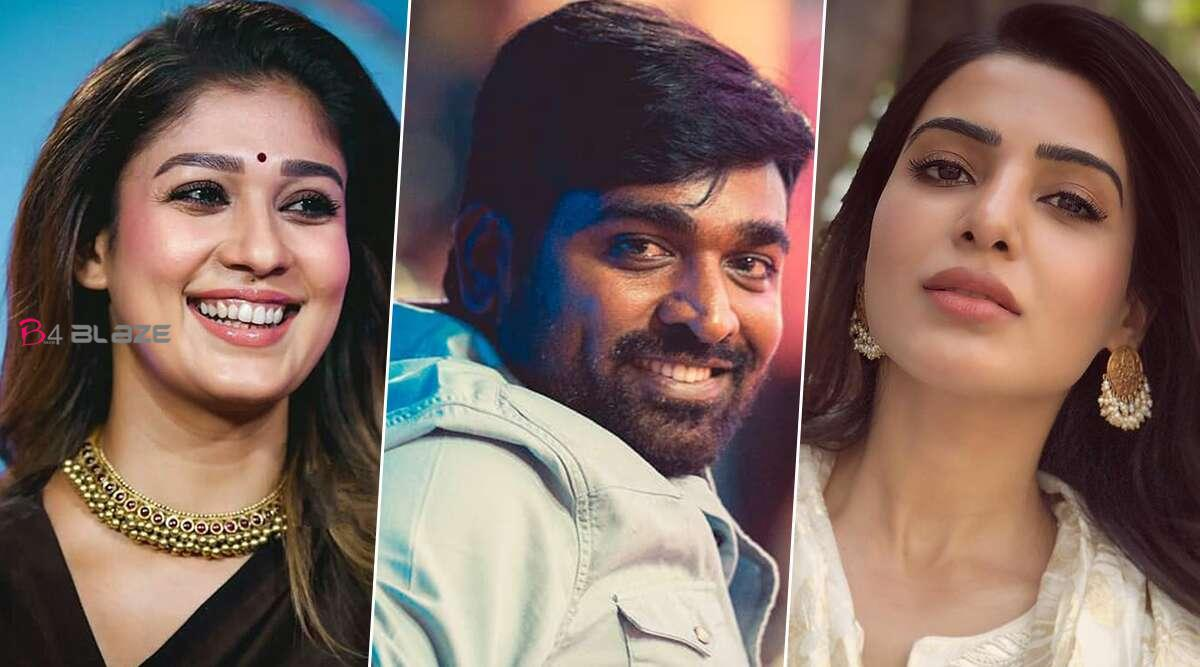 Vijay Sethupathi, Nayanthara and Samantha team up