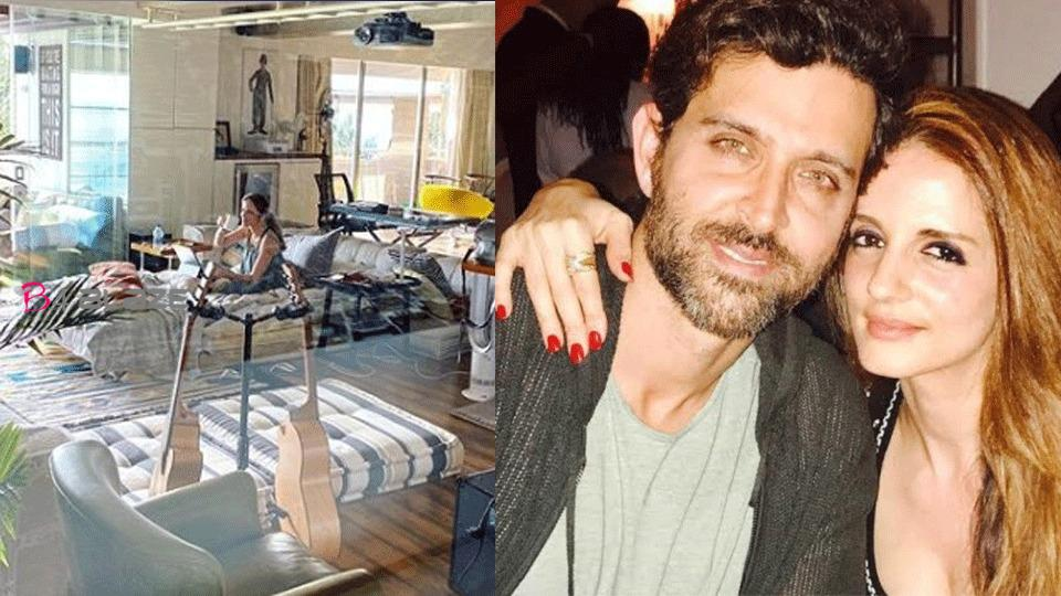 Hrithik Roshan and Susanne joining together during this Lock Down period