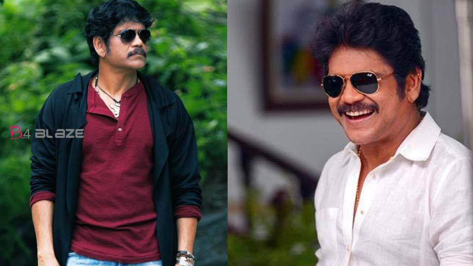 Nagarjuna Donating 1 Cr for Covid Relief Fund!