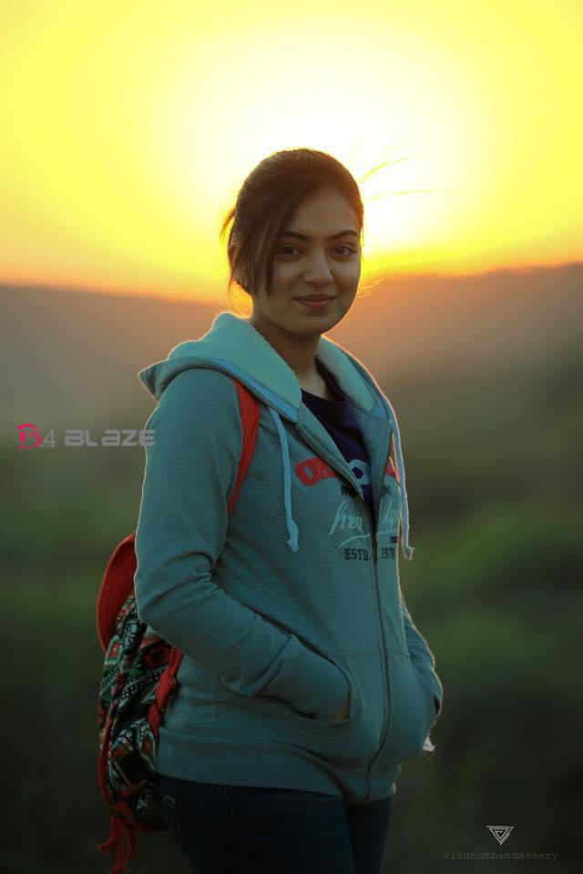 Nazriya Fahad Rare Photos
