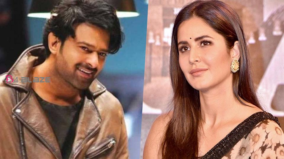 Prabhas and Katrina Kaif Joining Together for Next, Here is the updates!
