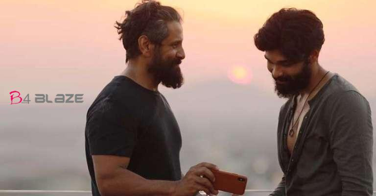 Vikram and Dhruv Vikram