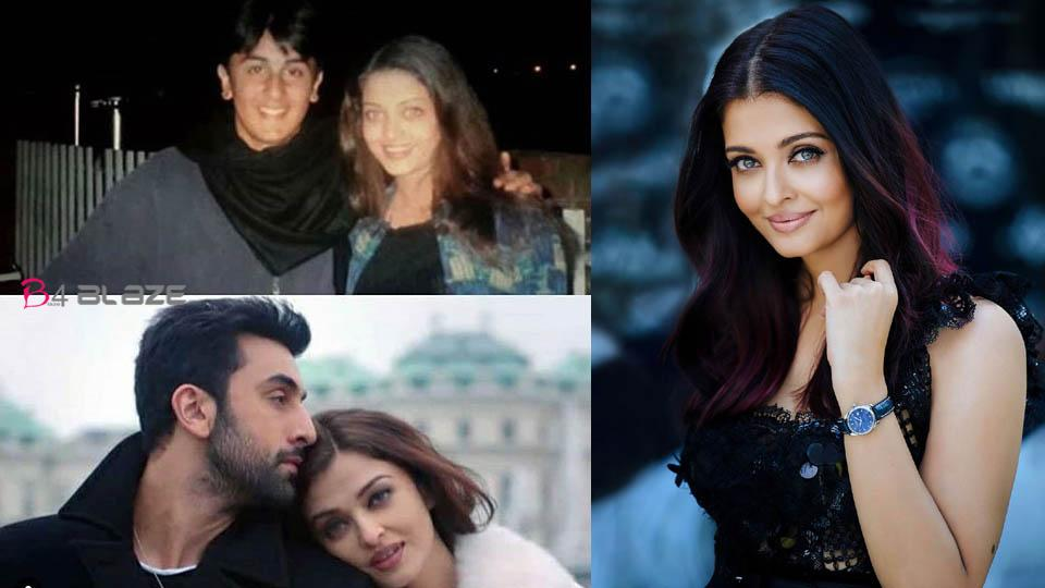 21 years ago, Ranbir Kapoor and Aishwarya Rai worked together in this film, Throwback photo is getting viral