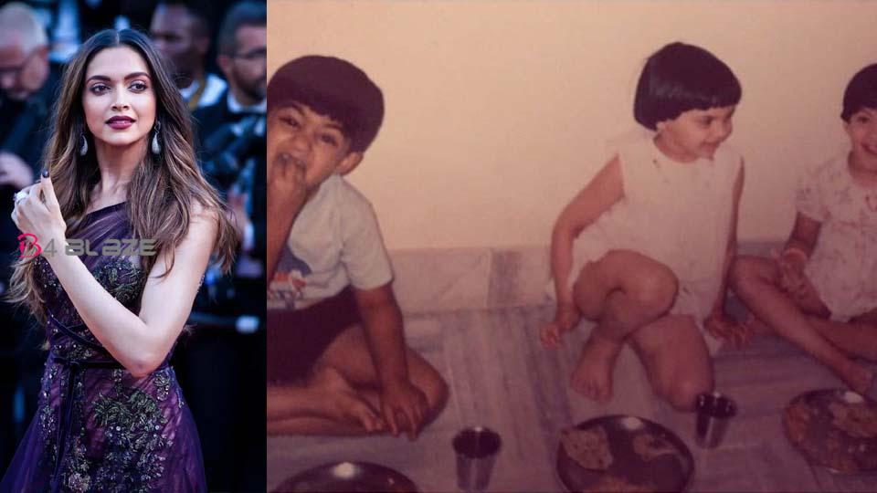 Deepika Padukone shares childhood photo, sister reveals her funny hair cut!