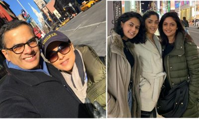 First Time Nadhiya Shared her Daughter's Photos on Social Media!