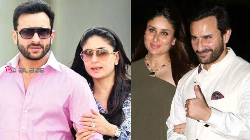 PM Cares Fund Kareena Kapoor Khan and Saif Ali Khan raise their hands to help in the war against Corona!