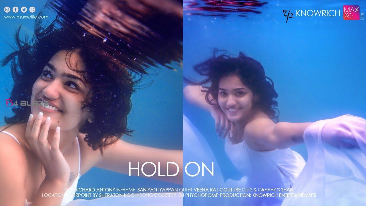 Saniya Iyyappan Under Water Photography