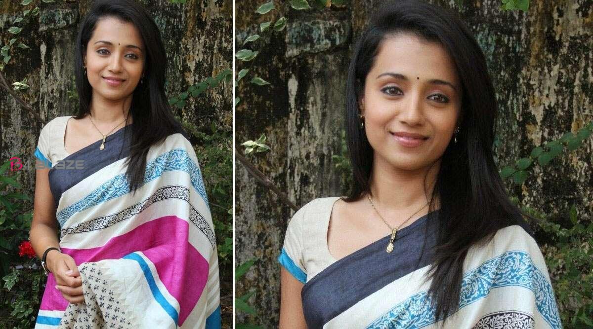 Trisha Krishnan's Relationship Instructions