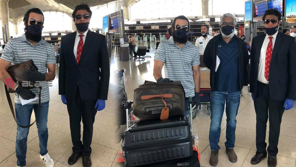 Aadujeevitham Team Back to Kerala, Video went viral