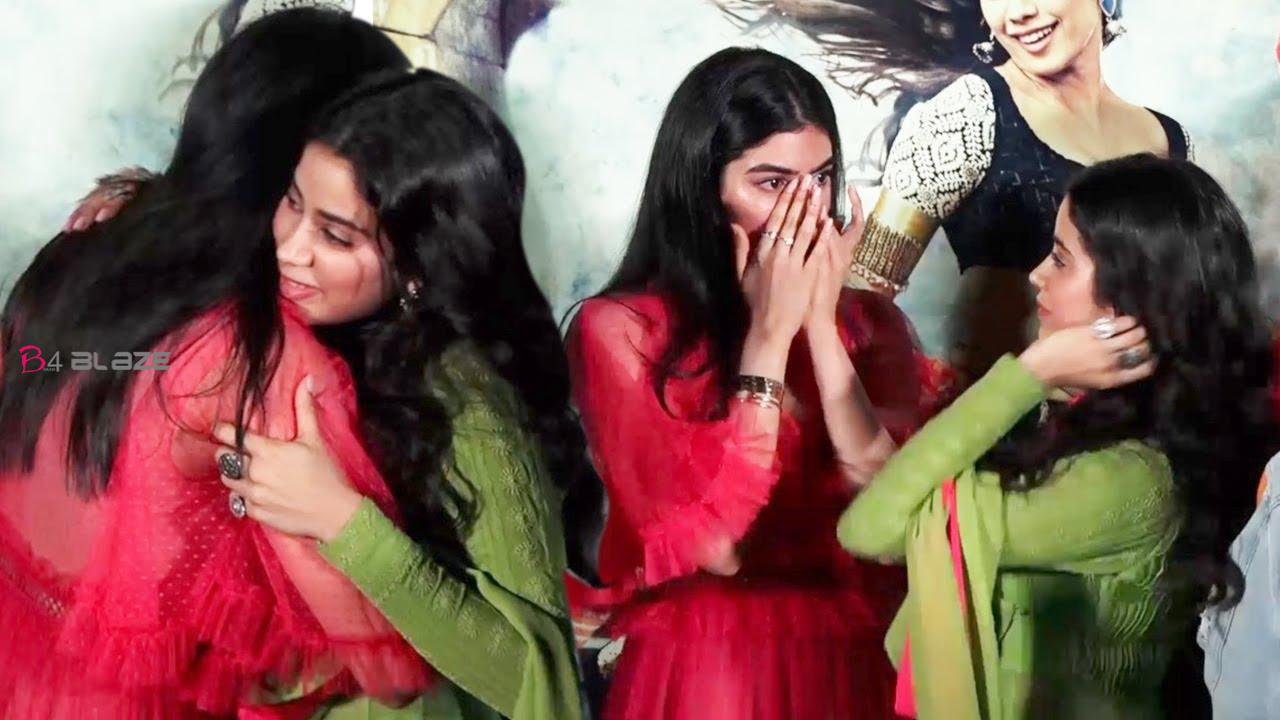 Corona is positive for two employees in Janhvi Kapoor's House, Sridevi's family is worried