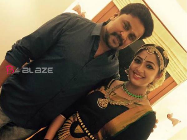 Dileep and Navya Nair Images