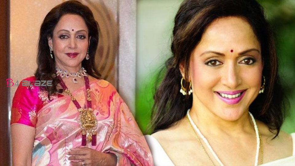 It is not related to my life! Hema Malini with explanation for the controversial advertisement