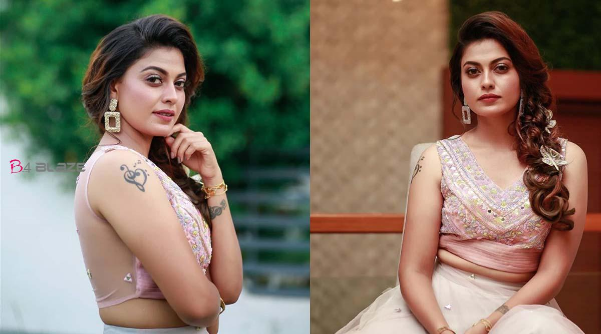Overcoming obstacles is the biggest challenge to begin with; Anushree in bold look