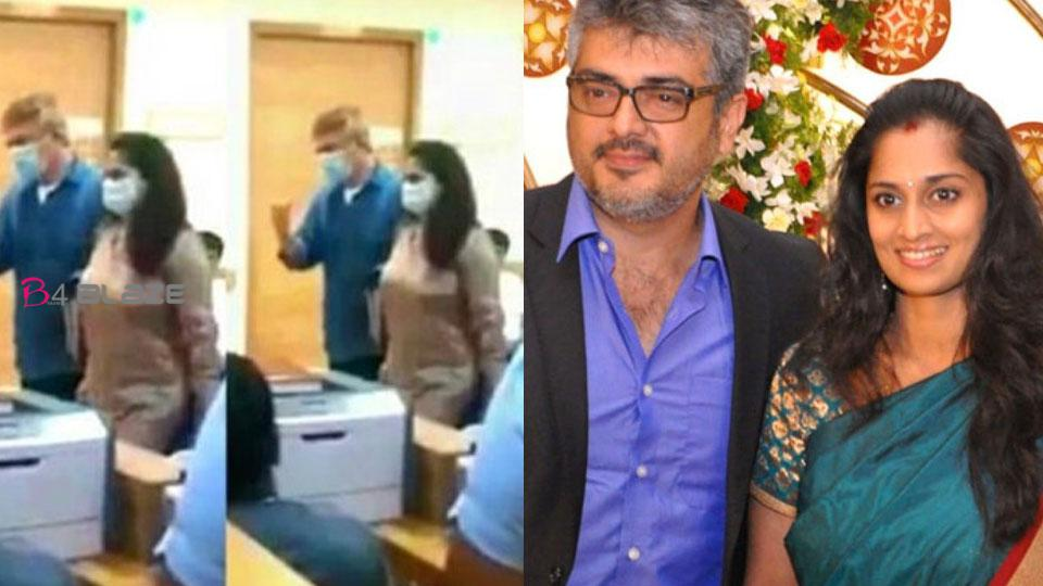This is the reason why Shalini and Ajith went to the hospital