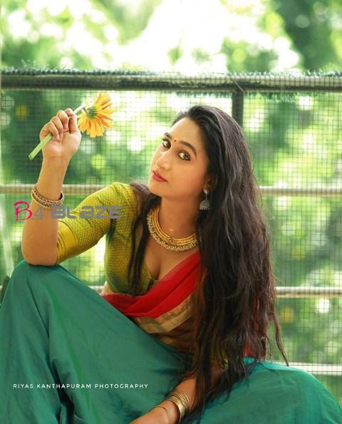 Anjali Ameer's glamorous photoshoot 3
