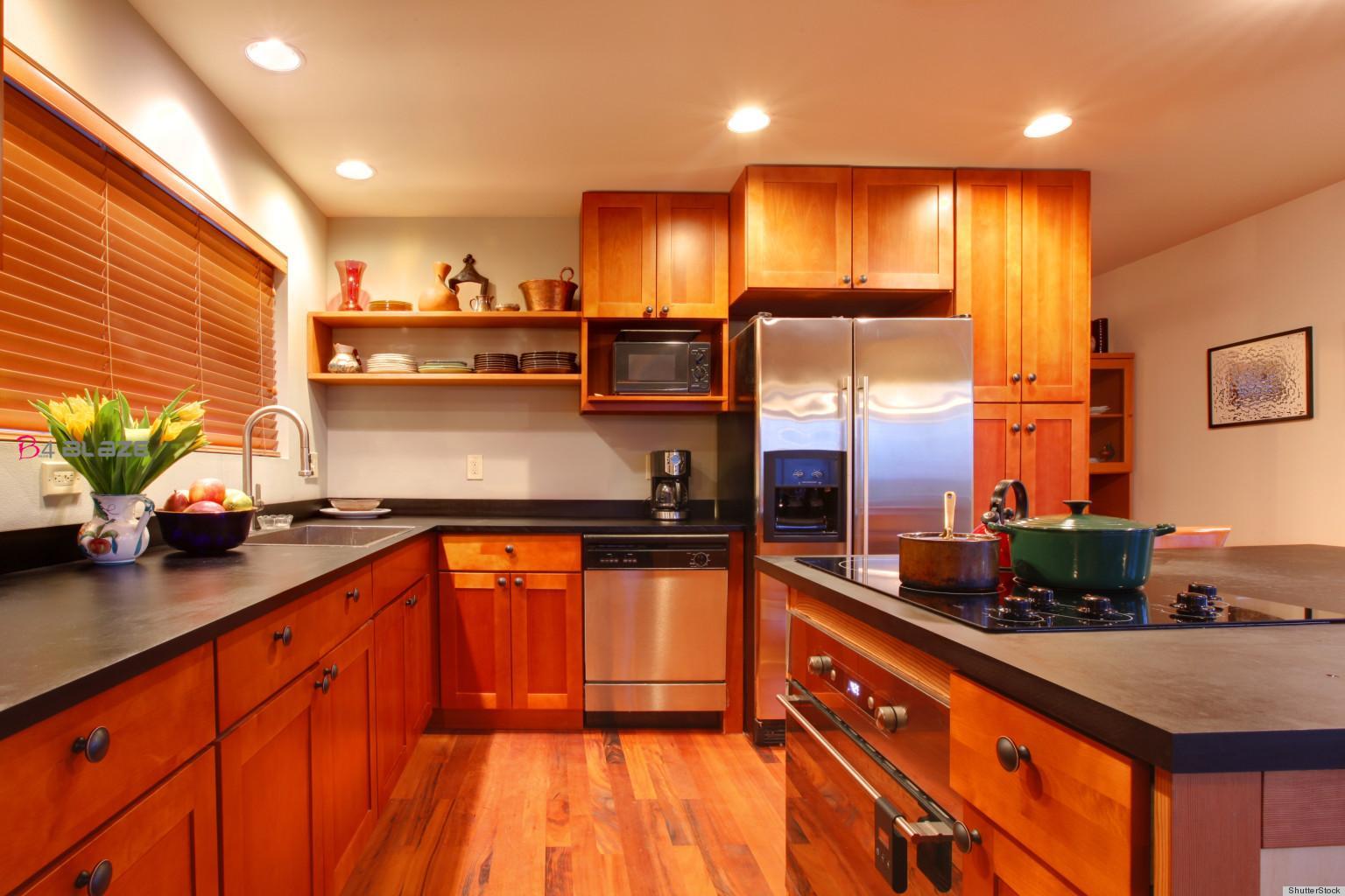 Clean Kitchen Images 3