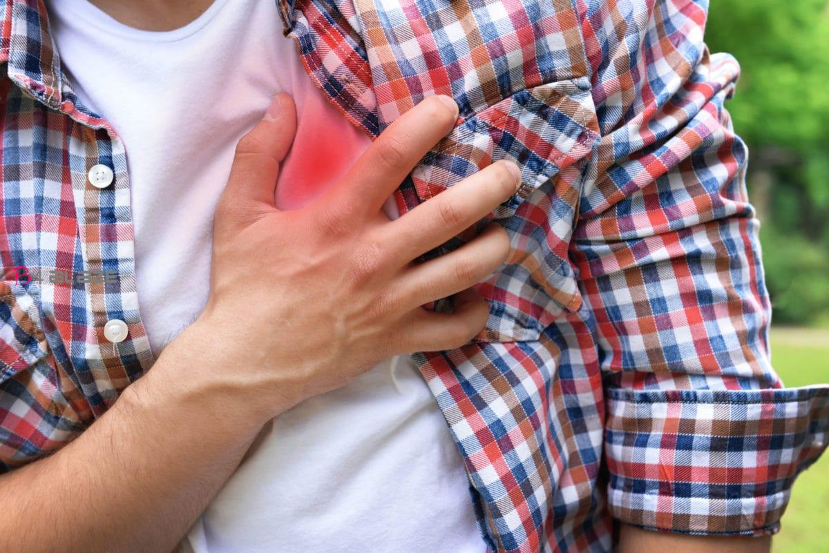Heart Attack in Corona Patients
