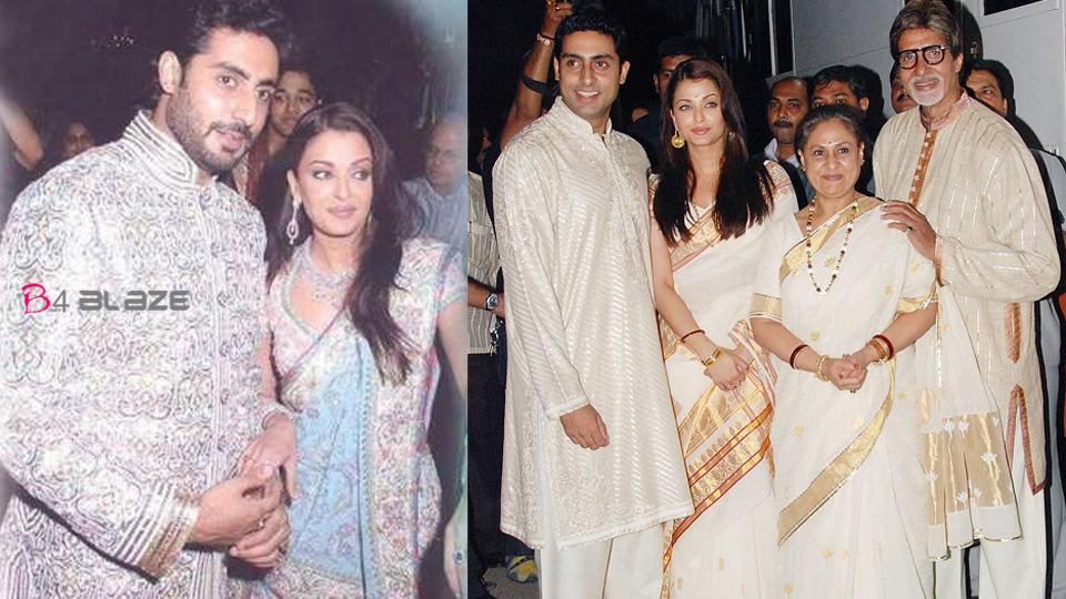Jaya Bachchan opens, how was Amitabh Bachchan's reaction on seeing daughter-in-law Aishwarya Rai for the first time