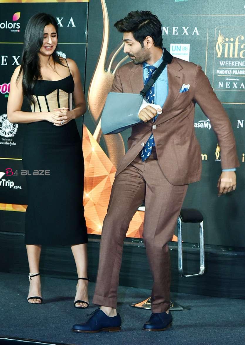 Katrina Kaif and Karthik Aaryan