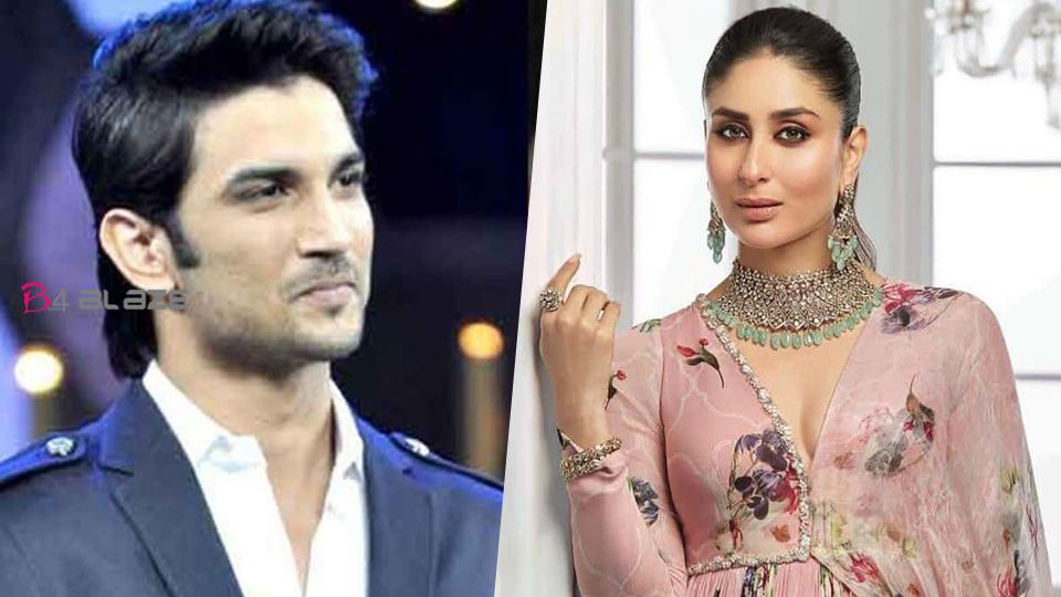 Sushant Singh Rajput Death When Kareena advised Sara not to date her first hero, VIDEO goes viral