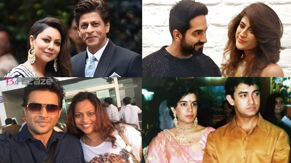 These 8 favorite stars were married before their Bollywood debut