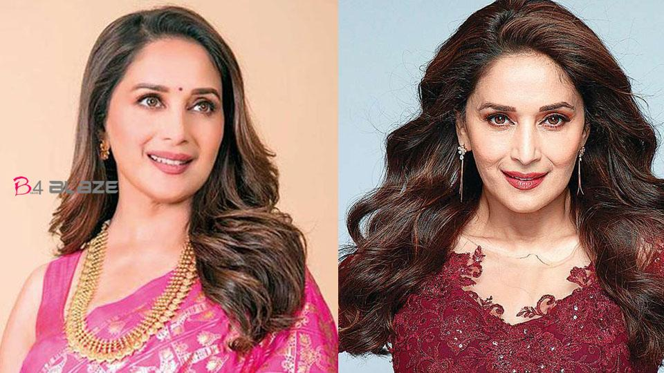Who is the rocking star in the industry, Madhuri Dixit answer the question!