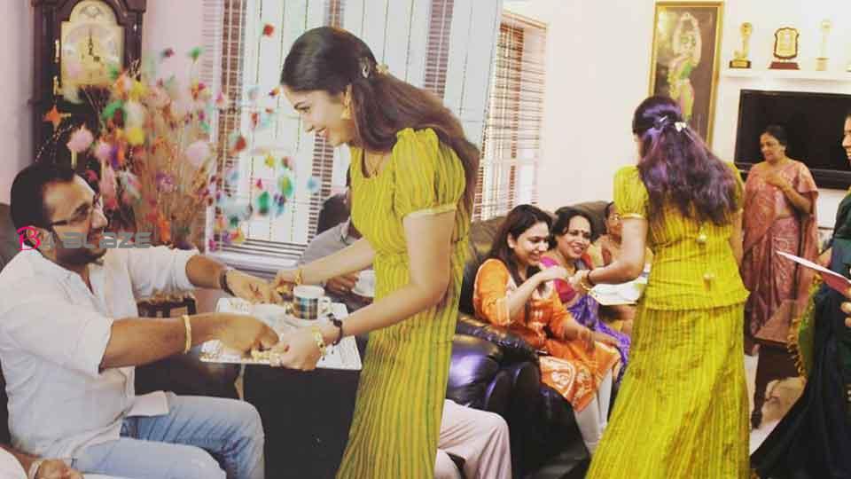 Actress Muktha shared her sweet memories before five years