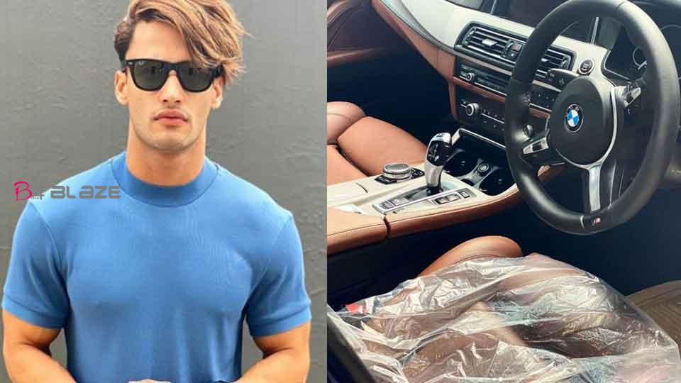 BIGG BOSS fame Asim Riaz fulfills his dream, buy this luxury car of BMW series!