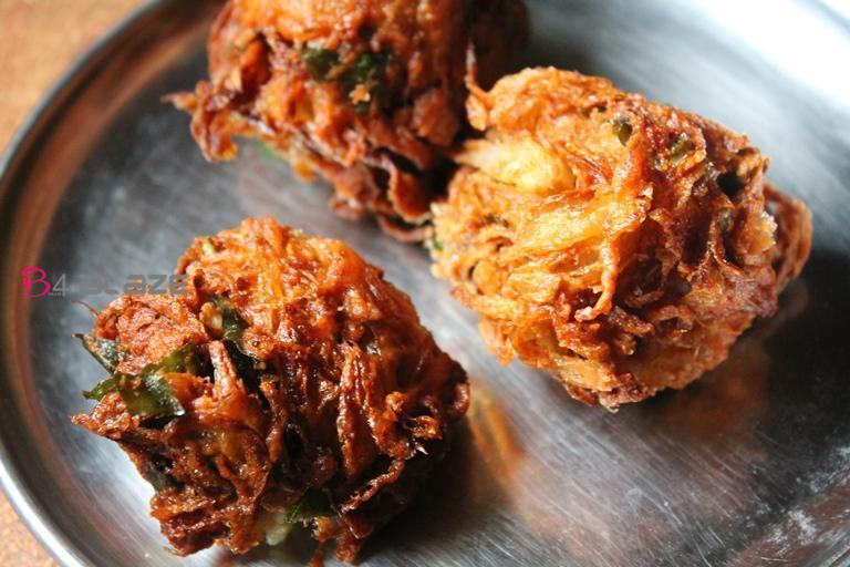Crispy Onion Dumplings