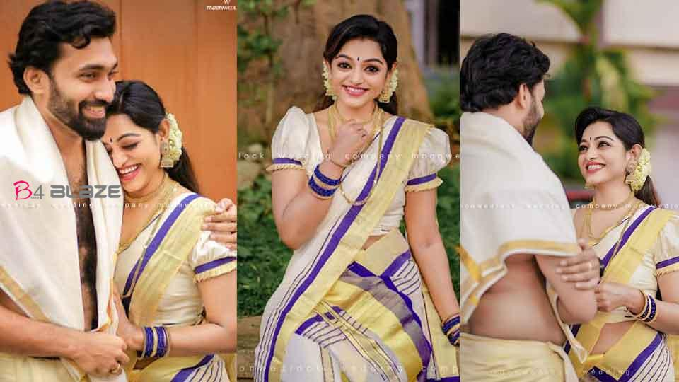 Criticism against Meera Anil's wedding pictures!