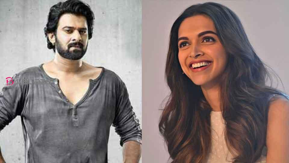 Deepika Padukone is the heroine of Prabhas' 21st movie