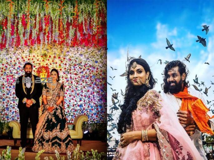 Dhruva Sarja and his wife confirm corona