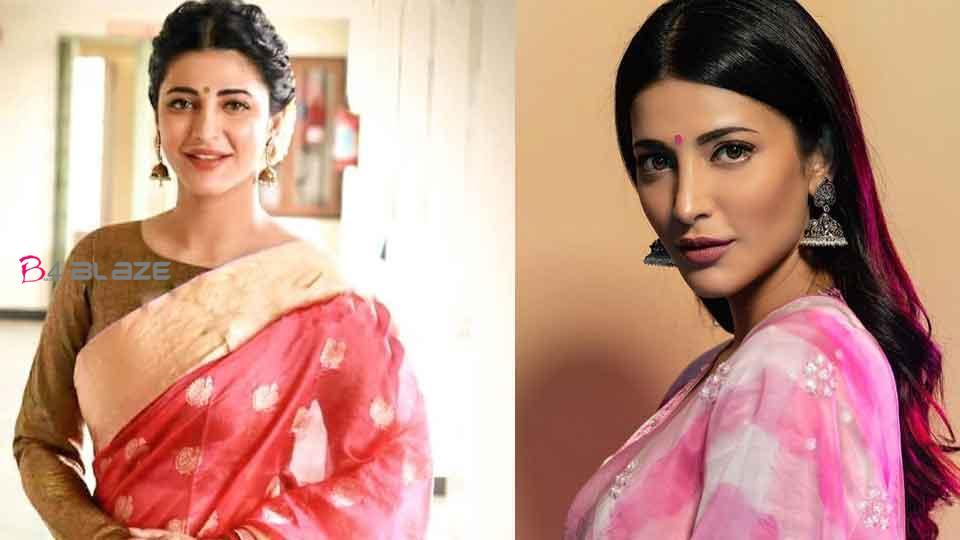 Do actresses undergo plastic surgery Shruti Haasan says she has done it