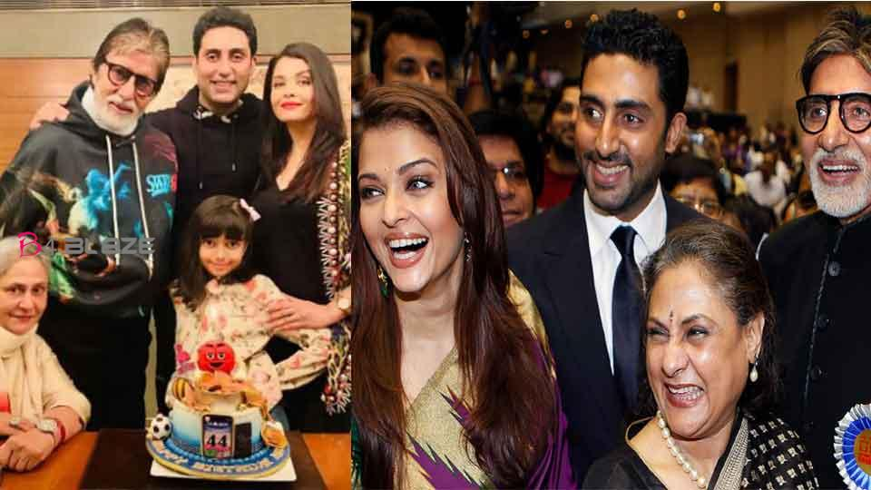 Jaya Bachchan, Aishwarya Rai Bachchan have no Coronal Infection