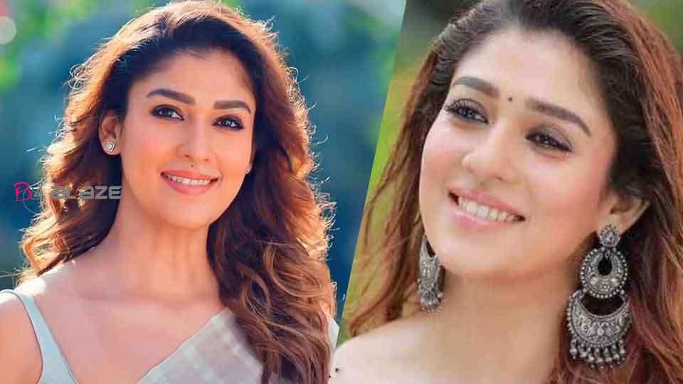 My job is acting, Nayanthara said when asked why she was not interviewed