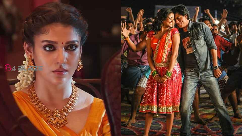 Nayantara says no to Shah Rukh Khan is a blessing for Priyamani! This is the story behind the song