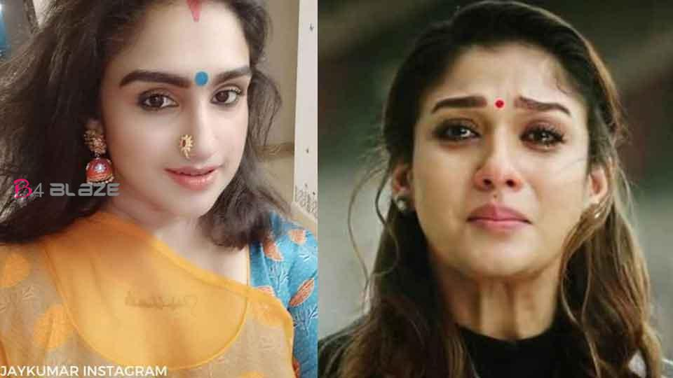 Nayanthara's name dragged into controversy; Cyber ​​attack against Vanitha Vijayakumar