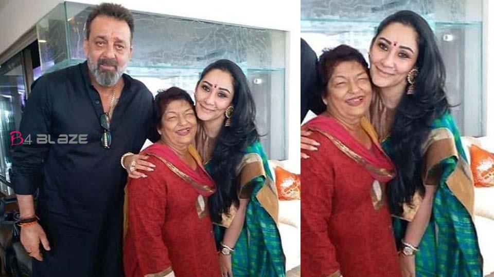 Sanjay Dutt got emotional after remembering Saroj Khan ...