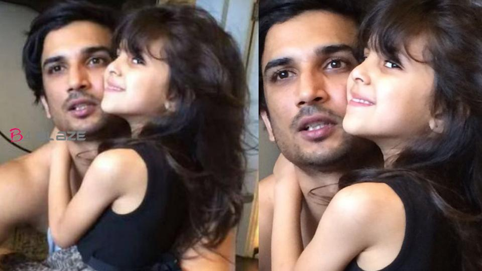 Sushant Singh Rajput's niece is getting viral, seeing you will also fall in love with her