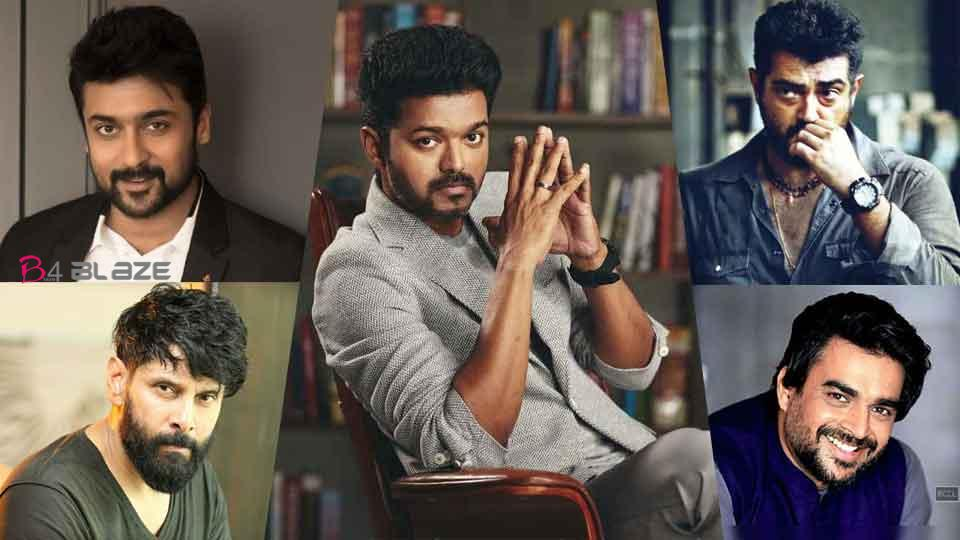 The films rejected by Vijay turned out to be a blessing for Suriya, Madhavan and Vishal